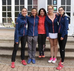 TCA Equipe 1 femmes printemps 2019