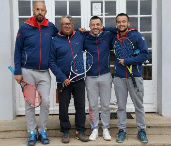 TCA Equipe 1 hommes 2019